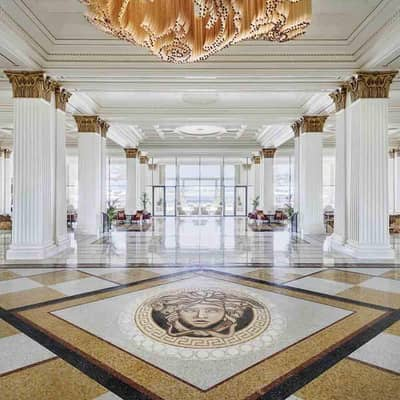 2 Bedroom Flat for Sale in Culture Village, Dubai - Palazzo Versace Furnished, High End & Luxury 2  Bedrooms