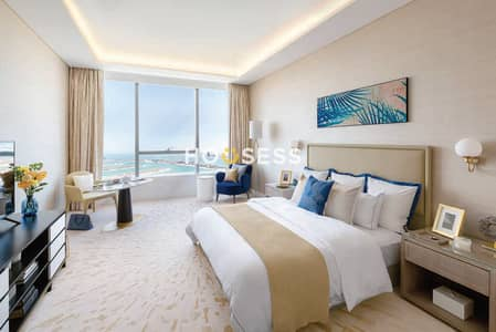2 Bedroom Apartment for Sale in Palm Jumeirah, Dubai - Fully Furnished 2BR   Sea View   No Commission