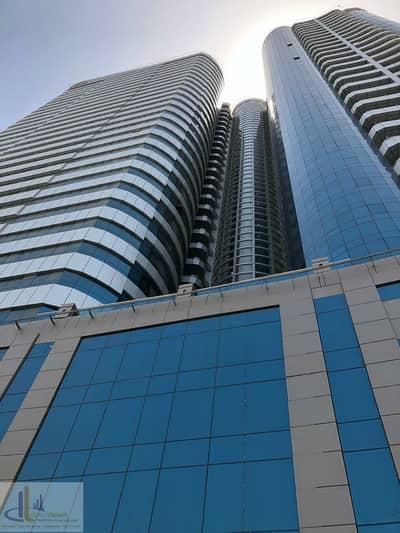 بمقدم 36 الف استلم مفتاح شقة غرفتين وصالة بافخم برج بعجمان