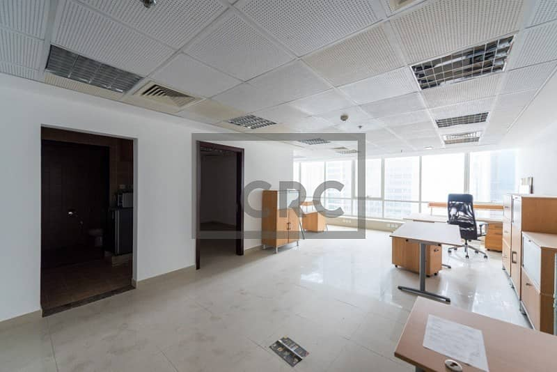 Furnished Office|Close to Metro|Lake View