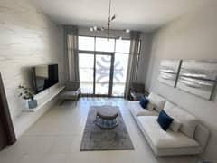 شقة في مجان دبي لاند 1 غرف 39000 درهم - 5009134