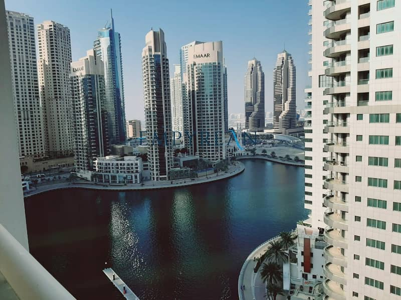 2 Chepest 2 Bedroom  | Full Marina View | Ready To Move In