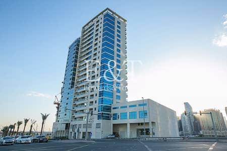 فلیٹ 1 غرفة نوم للايجار في الخليج التجاري، دبي - Vacant | Spacious 1BR | Pool and Partial Burj View