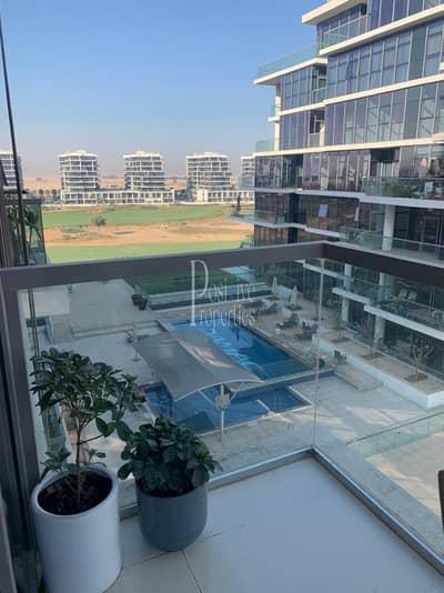 فلیٹ 1 غرفة نوم للايجار في داماك هيلز (أكويا من داماك)، دبي - CORNER LAYOUT   IMMACULATE   POOL FACING