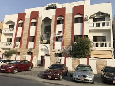 2 Bedroom Flat for Rent in Al Manaseer, Abu Dhabi - Split A/C | Villa Apartment | Balcony | 4 Chqs