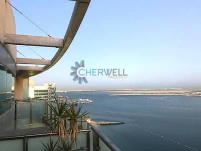 3 Bedroom Flat for Sale in Al Raha Beach, Abu Dhabi - | Full Sea View |  3BR + M | Luxurious  Apartment | Prestigous Area | Excellent Amenties |
