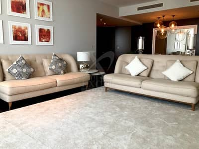 2 Bedroom Flat for Sale in Downtown Dubai, Dubai - Resale   Fully Furnished   Full Downtown and Sea View  s
