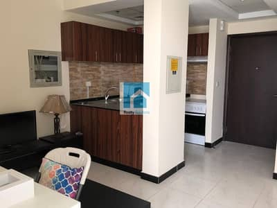 1 Bedroom Flat for Sale in Jumeirah Village Circle (JVC), Dubai - Away from construction | Rented unit