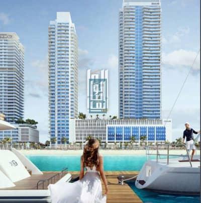 شقة 2 غرفة نوم للبيع في دبي هاربور، دبي - Gorgeous  beachfront Apartment   with amazing  Palm  &  Sea Views