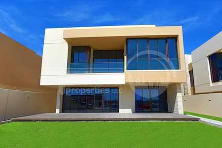 5 Bedroom Villa for Rent in Saadiyat Island, Abu Dhabi - Rent Today | Outstanding Sea View Villa.