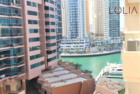 1 Bedroom Apartment for Rent in Dubai Marina, Dubai - Chiller free | One month free | 1BR close to metro