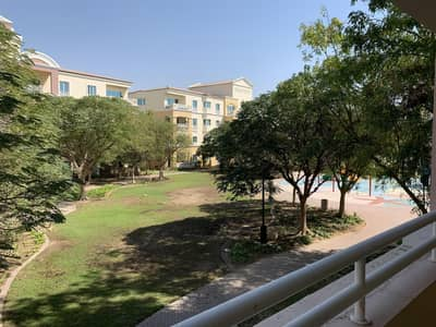 1 Bedroom Apartment for Rent in Green Community, Dubai - Large 1Bedroom + Storage Room I Community View