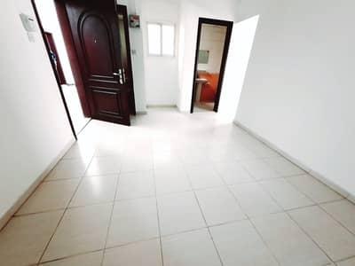 1 Bedroom Flat for Rent in Al Nasserya, Sharjah - Huge size 1bhk apartment with 2wash room just 17k near al nasserya Park sharjah