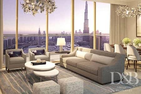 فلیٹ 3 غرف نوم للبيع في وسط مدينة دبي، دبي - Close to Completion | Call Now | Ideal Location