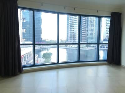 Studio for Rent in Jumeirah Lake Towers (JLT), Dubai - STUDIO WITH LAKE VIEW  FOR AED 31K IN 4CHQ