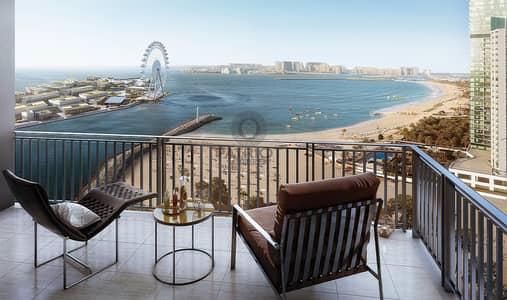 فلیٹ 2 غرفة نوم للبيع في دبي مارينا، دبي - Brand New Building 2 Bedroom  Amazing Sea View