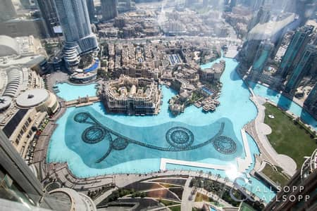 2 Bedroom Apartment for Rent in Downtown Dubai, Dubai - Fountain View | Vacant | Large Layout | 2BR