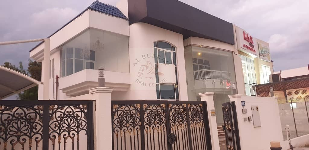 commercial villa for rent in jumeira main road
