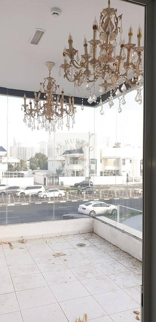 2 commercial villa for rent in jumeira main road