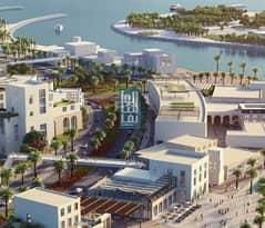 شقة في سيان بيتش رزيدنس من ايجل هيلز جزيرة مريم الخان 1 غرف 574899 درهم - 5009724