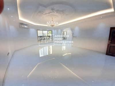 5 Bedroom Villa for Rent in Al Karamah, Abu Dhabi - Brand new 5 BR Villa in Al Karama