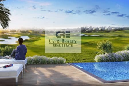 Golf course independent villa|EMAAR|Metro 10mins