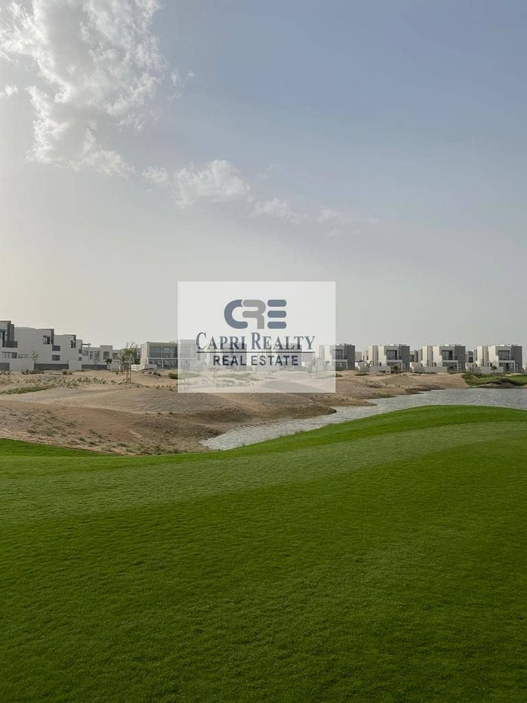 19 Golf course independent villa|EMAAR|Metro 10mins