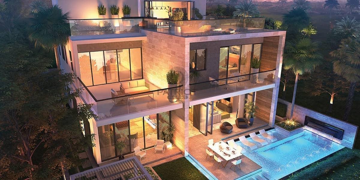 2 Luxury Indepedent Villa Facing Golf Course