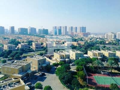 شقة 2 غرفة نوم للايجار في واحة دبي للسيليكون، دبي - Spacious 2 Bedroom with  Community View