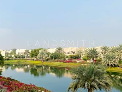 فیلا 6 غرف نوم للبيع في السهول، دبي - Full Lake View 6BR Type 9 Villa with Pool - Vacant