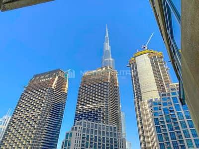 شقة 2 غرفة نوم للايجار في وسط مدينة دبي، دبي - Bright Unit | Ready to move in | Best Lay out  2BR