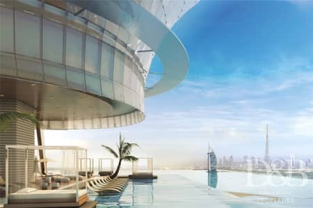 Studio for Sale in Palm Jumeirah, Dubai - Resale | Great Investment Deal | Handover Soon