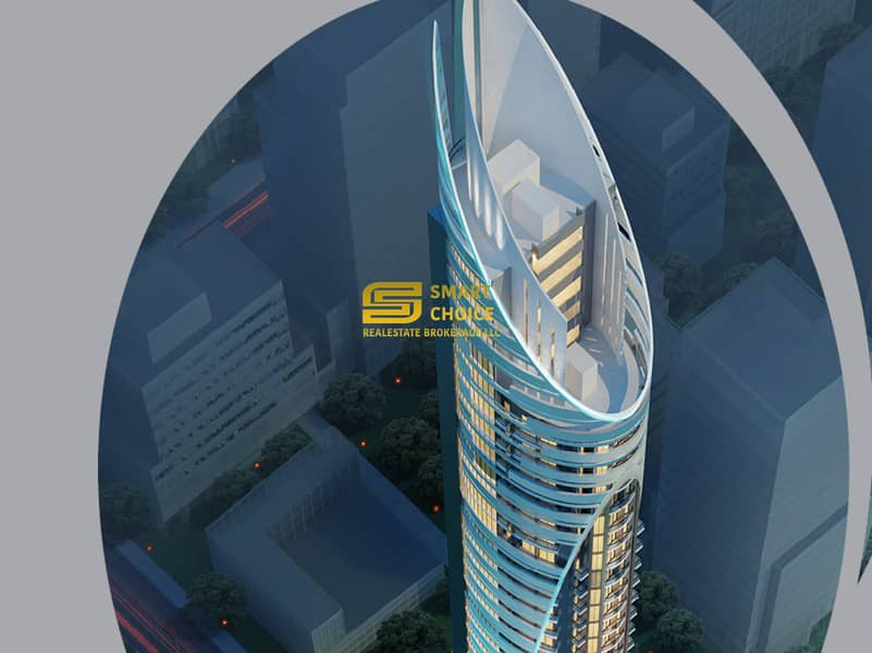 2 PAY ONLY 20% ANDN OWN A LUXURIOUS APARTMENT