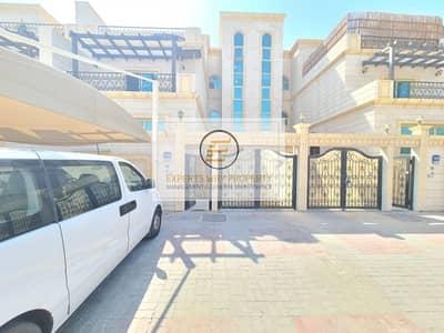 فیلا 6 غرف نوم للايجار في بين الجسرين، أبوظبي - amazing villa 6 bedrooms with private entrance and cover parking close 'union' coop