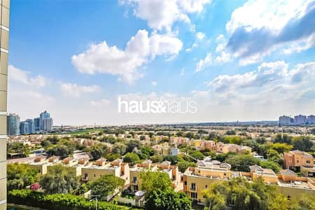 2 Bedroom Apartment for Sale in Dubai Sports City, Dubai - 2 Bed + Maids | Golf Views | Vacant on Transfer