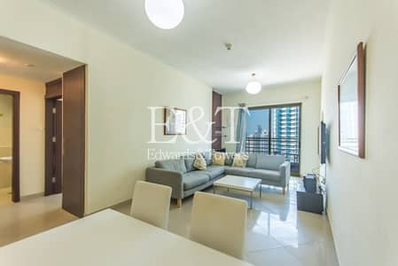 1 Bedroom Apartment for Sale in Jumeirah Lake Towers (JLT), Dubai - High Floor | Lake View | Balcony