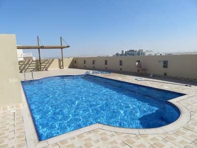 فلیٹ 1 غرفة نوم للايجار في واحة دبي للسيليكون، دبي - 1 BHK |2 BATH| BALCONY |PARKING| POOL| GYM |DUBAI SILICON OASIS