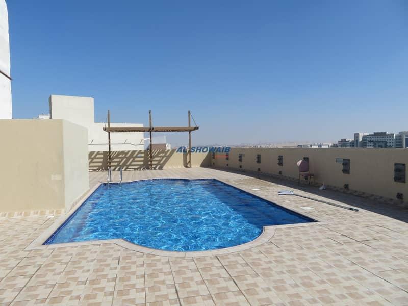 12 Spacious Studio with Pool & GYM  in Dubai Silicon Oasis