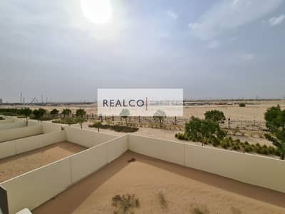 4 Bedroom Townhouse for Sale in Reem, Dubai - Motivated Seller TYPE F huge plot never used 4bed