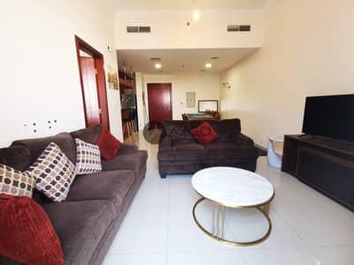 فلیٹ 1 غرفة نوم للايجار في قرية جميرا الدائرية، دبي - FULLY FURNISHED | HOMEY FEELS | SOOTHING DESIGNED