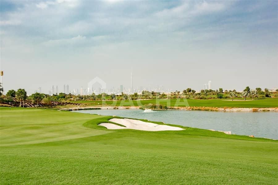 10 Dream Home / PLOT / Golf View / Pmt. Plan