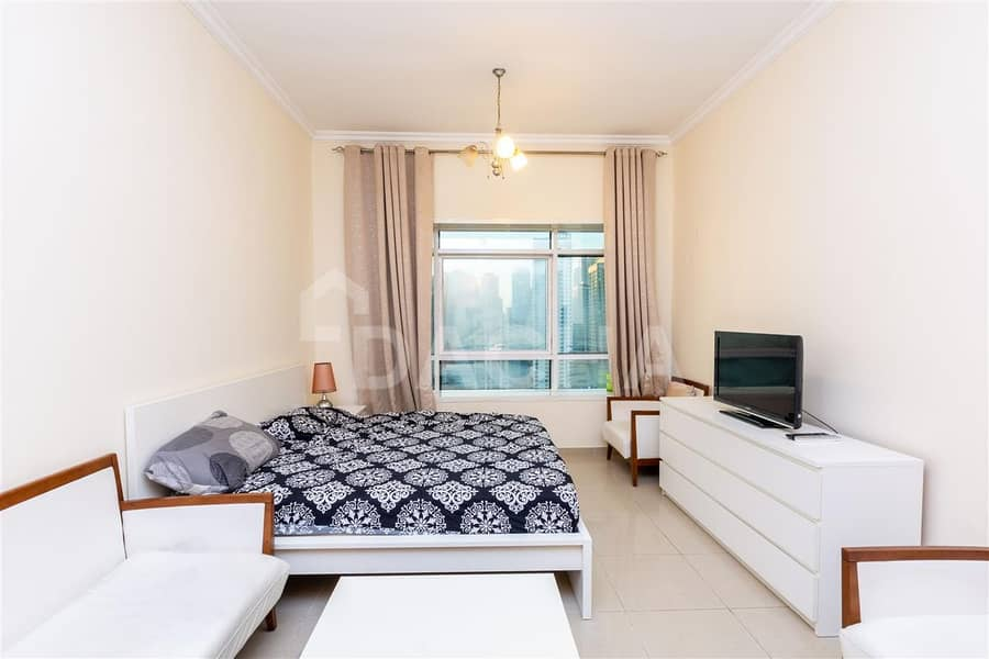 2 Fully furnished cozy studio in Lake City Tower