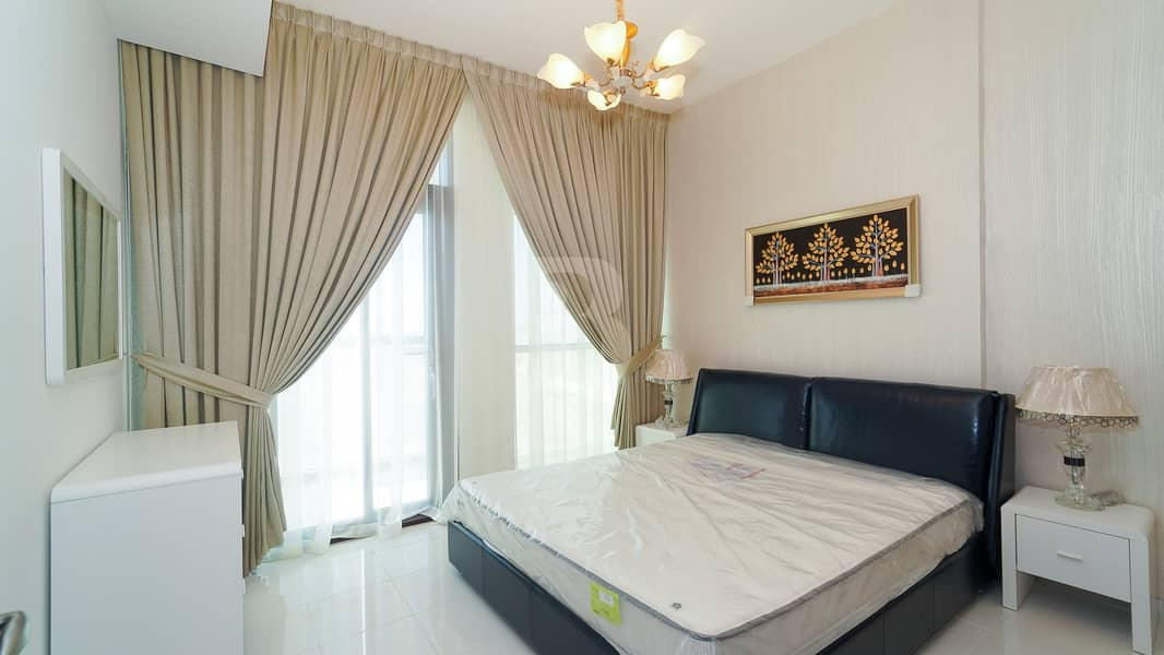 2 Fully Furnished 1 bed transformable 2 bed