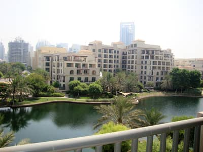 Studio for Rent in The Views, Dubai - Lake View | Spacious |Vacant| Well maintained