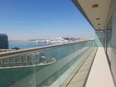 2 Bedroom Apartment for Sale in Al Raha Beach, Abu Dhabi - Fantastic Sea View I Huge Terrace I Vacant