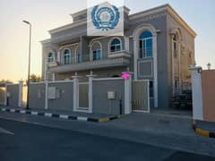 Brand New,  Luxurious Four Bedroom Villa With All Master Bedroom In Azra Sharjah