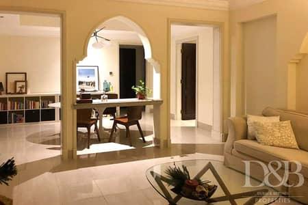 شقة 2 غرفة نوم للايجار في المدينة القديمة، دبي - Vacant | Spacious Layout | SemiFurfished