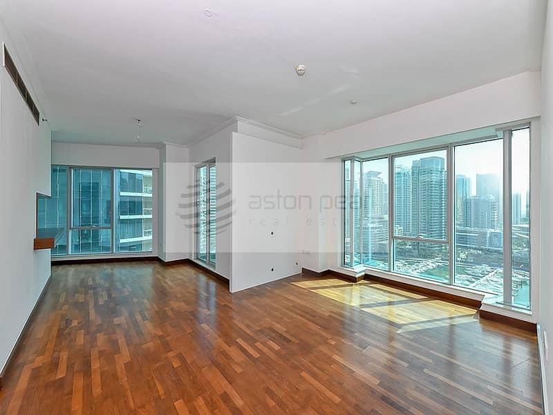 2 Exclusive 2 Bedroom Full Marina View  Vacant Soon
