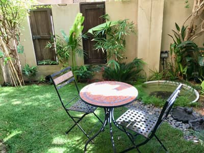 1 Bedroom Flat for Sale in Old Town, Dubai - Large 1BR | Private Garden | Community view
