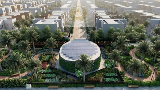 4 Bedroom Villa for Sale in Al Rahmaniya, Sharjah - Villa 4 bed room ECO Friendly Community at Your Hand